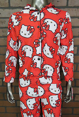 Girls 7-8 Hello Kitty 2 Pc. Sleepwear Set NWT Size 7-8