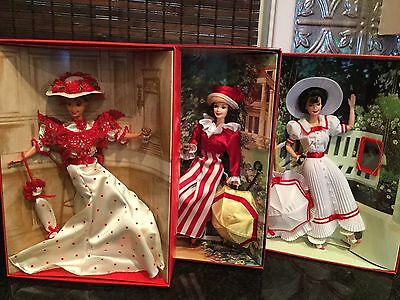 Coca Cola Soda Fountain Sweetheart After Walk Summer Daydreams Barbie Doll Set