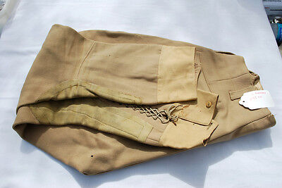 WWI  Cavalry Officer Riding Breeches
