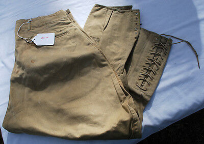 WWI  Enlisted man's Cavalry Breeches