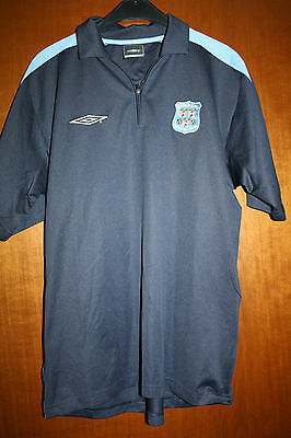 Maglia Shirt Jersey Trikot Dublin City FC Football Club Dublino Irlanda Umbro