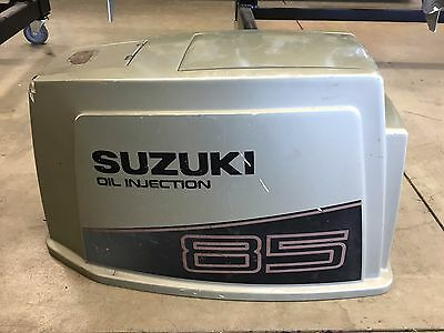 *Good Condition* Used Suzuki 1987 Dt85 Hood/Housing/Cover