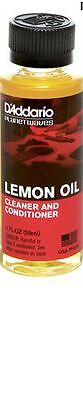 DAddario Planet Waves Lemon Oil Guitar Cleaner and Conditioner PW-LMN New