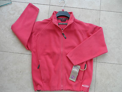 Girls Gelert Quality Full Zip Fleece Jacket Cosy Bnwt 9 10 11 Yrs