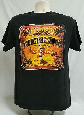 Counting Crows Hard Candy Concert Tour T Shirt Sz Medium