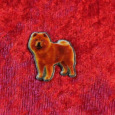Pin / Anstecker Hunde Chow Chow [p145]
