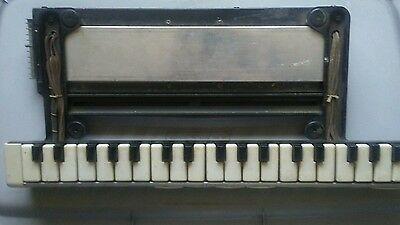 Hammond Solovox Keyboard - Model K. AND Tone Cabinet