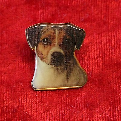 Pin / Anstecker Hunde Jack Russell Terrier [p173]