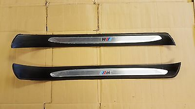 Bmw 5 Series M5 E60  Side Front Door Sill Cover Left & Right