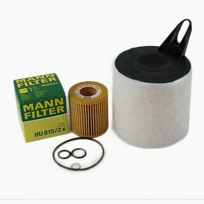 Filter Kit Oil HU815/2x Air C1361 BMW E87 116i 118i 120i E90 320i X1 18i E84