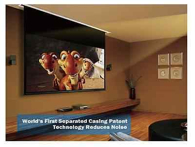 GrandView Integrated Cyber 106'' Recessed - RCB-MIR106 - PROJECTOR SCREEN