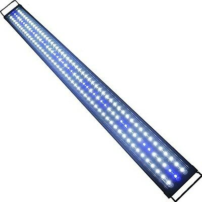 AquarienEco 1-5ft LED Aquarium Light Fish And Aquatic Lighting For 3.9-5ft/ /