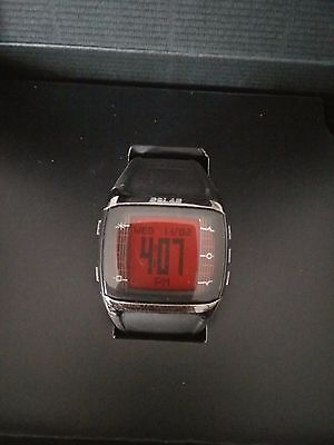 Polar FT60 Heart Rate Monitor Watch with Flowlink USB connection