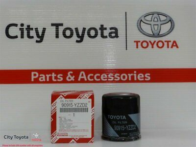 New Toyota Genuine Oil Filter suit Hilux KUN26, Prado KDJ120/150 & Hiace KDH2##
