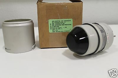 New Old Stock Pyrotronics Dfs-3 Dfs3 Flame Detector 3 Second Delay