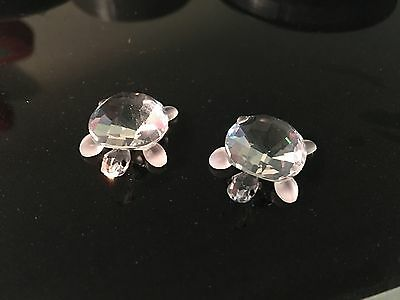 Swarovski Crystal Baby Turtles 220960