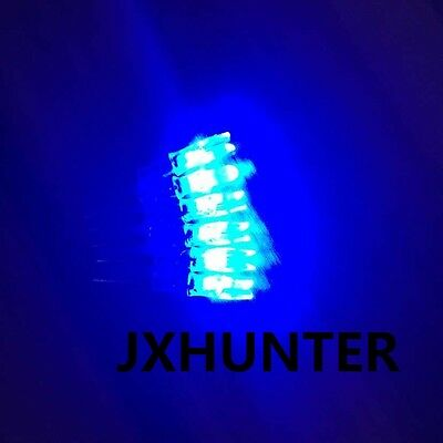 6pk automatical X 5.3 led lighted compound bow arrow nocks ID 5.3mm for hunting