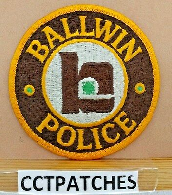 Ballwin, Missouri Police Shoulder Patch Mo