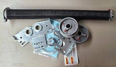 Garage Overhead Door Spring Conversion or Spring System Rebuild Kit