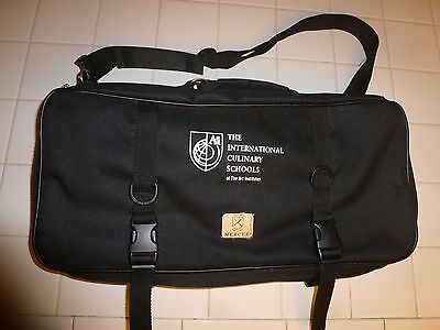 Mercer International Culinary School Student Set Cooking Utensils and Carry Bag