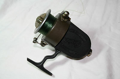 Vintage Quick Stationary Drum Baitcasting Reel Open faced Reel BerlinSW68