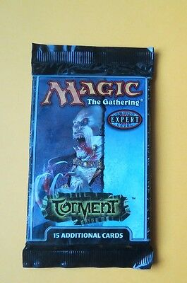 MTG Magic TORMENT 1 Booster Pack Englisch
