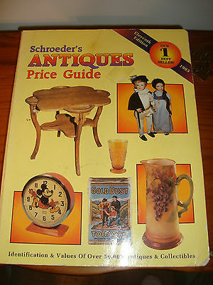 1993 Scrhroeder's 11th Edition Price Guide - Softcover