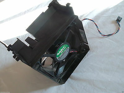 Dell CPU Fan Optiplex 740 745 755 Mini-Tower H9073 RR527
