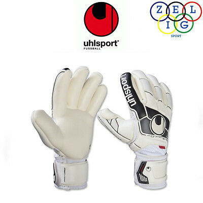 Uhlsport Guanti Fangmaschine Absolutgrip Finger Surround 100012201 Portiere Calc