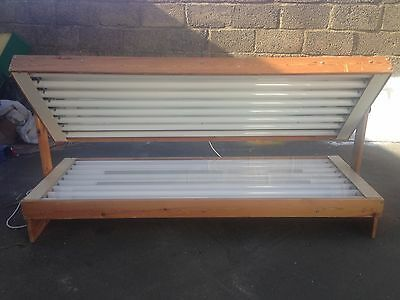 16T pine sunbed 100watt 01740655557 for delivery £ most of uk 10287