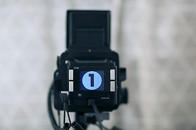 PhaseOne P30 With RZ67adapter plate