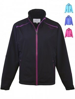 ProQuip Tourflex 360 Grace Full Zip Ladies Waterproof Golf Jacket