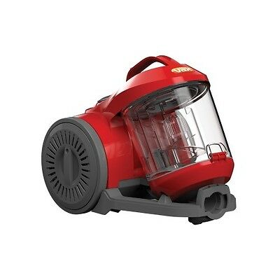 Vax Energise Vibe Bagless Cylinder Vacuum Cleaner Hoover Cyclonic C86-E2-Be NEW