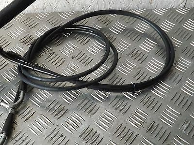 SUZUKI AN400 BURGMAN 04- throttle cables x2  for injection model