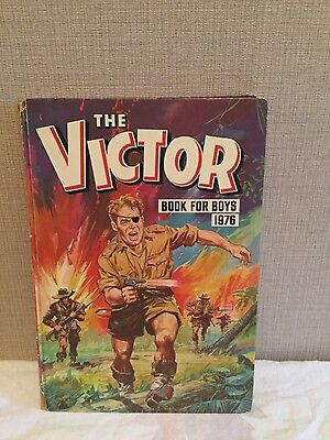 The Victor Annual Book for Boys 1976