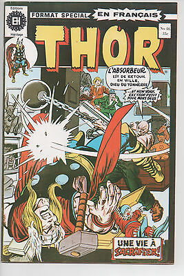 THOR #46 french comic français EDITIONS HERITAGE