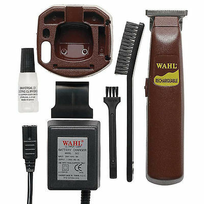 Wahl 9947-801 What A Shaver Rechargeable Trimmer - Brand New