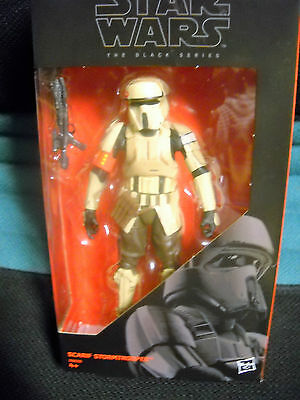 SW Rogue One - Black Series 6 inch, exclusiv Scarif Stormtrooper