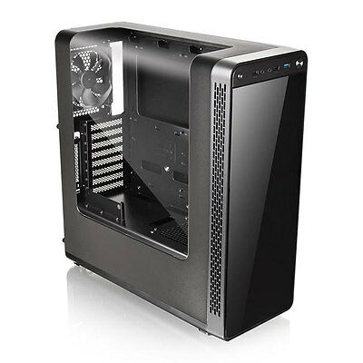 Thermaltake View 27 Gull Wing Gaming PC ATX  Midi Tower Case USB 3.0