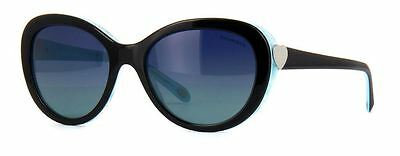 Genuine Tiffany & Co. 4113 replacement Sunglasses Lenses: Blue/Green Polarised