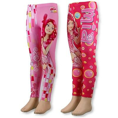 Niña Mia And Me Leggings Largos Edades 3 4 5 6 7 8 Official Mia And Me