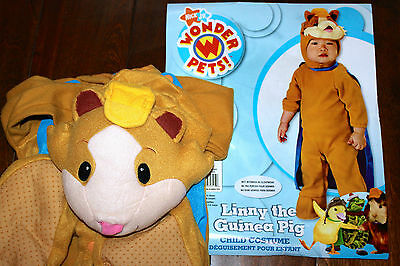 Rubies Nickelodeon Wonder Pets Linny Guinea Pig Mouse Baby Costume 0-9 Months