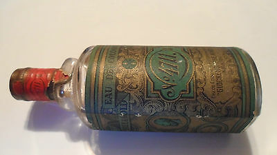 Vintage Glockengasse Eau De Cologne # 4711 Small Bottle , Very Nice