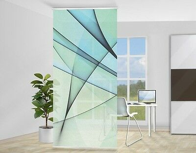 Evolution Curves panel curtain room divider Decorative Screen home design
