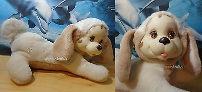 Vintage Hasbro Puppy Surprise Mother Dog Plush 1st Early Version 1980s