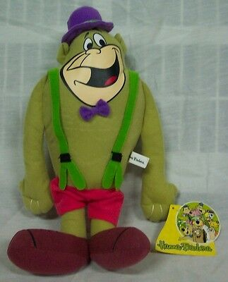 "Hanna-Barbera MAGILLA GORILLA 13"" Plush STUFFED ANIMAL Toy NEW"