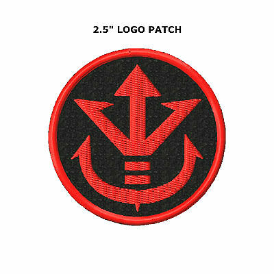 Dragon Ball Z Official Genuine Cosplay Anime Iron On Patch *NEW*