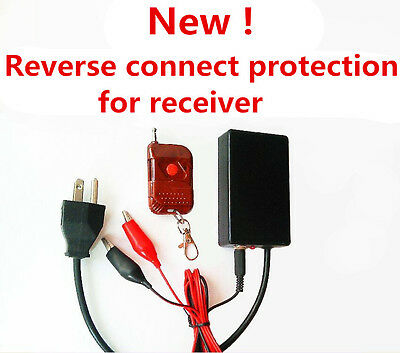 300ft Key Fob Wireless Remote Single For Clay Trap Thrower