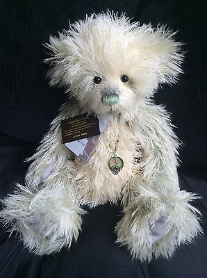 Charlie Bear Anais Isabelle Collection Mohair