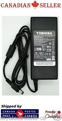 Genuine 15V 6A 90W AC Adapter Charger For Toshiba Notebook Laptop Power Adapter